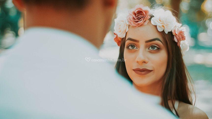 Evelyn Lopes - Noiva