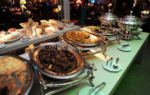 O buffet
