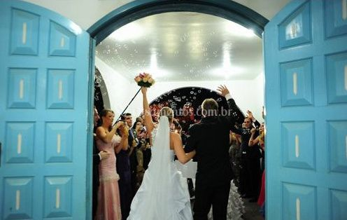 Os recém casados