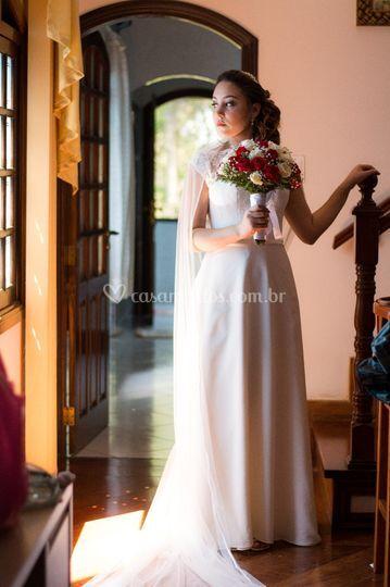 Carol Borges - Noiva