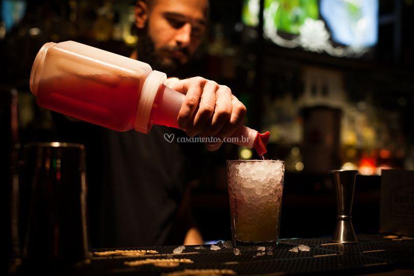 Bartenders Freestyle
