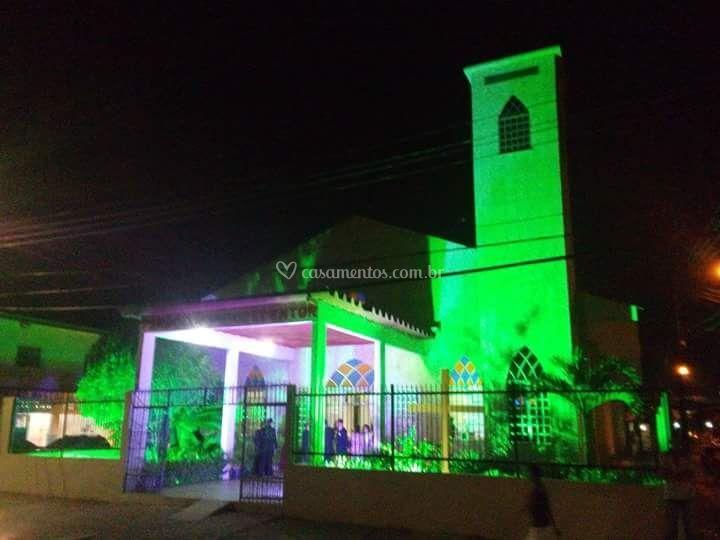Iluminação Cênica Decorativa