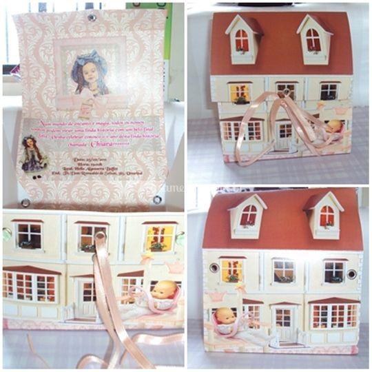 Casa de bonecas - conv. Infant