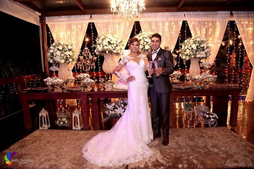 Casamento Camila e Caio