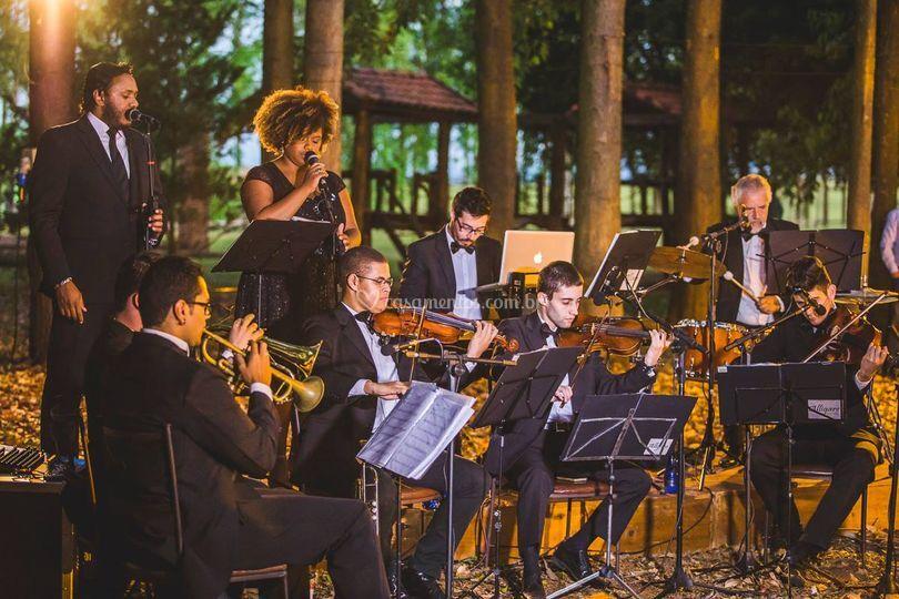 Formação Cantada e Orquestra
