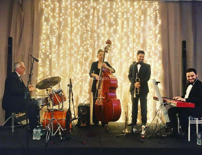 Quarteto de Jazz e Bossa Nova