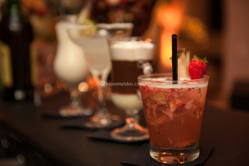 Exclusive Drinks