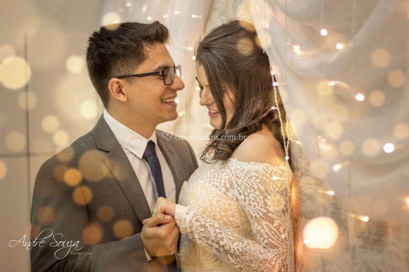 Casamento André & Fabiane