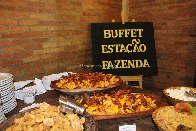 Buffet Estação Fazenda!
