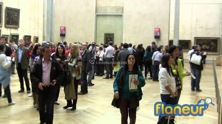 Excursão para Paris - Louvre