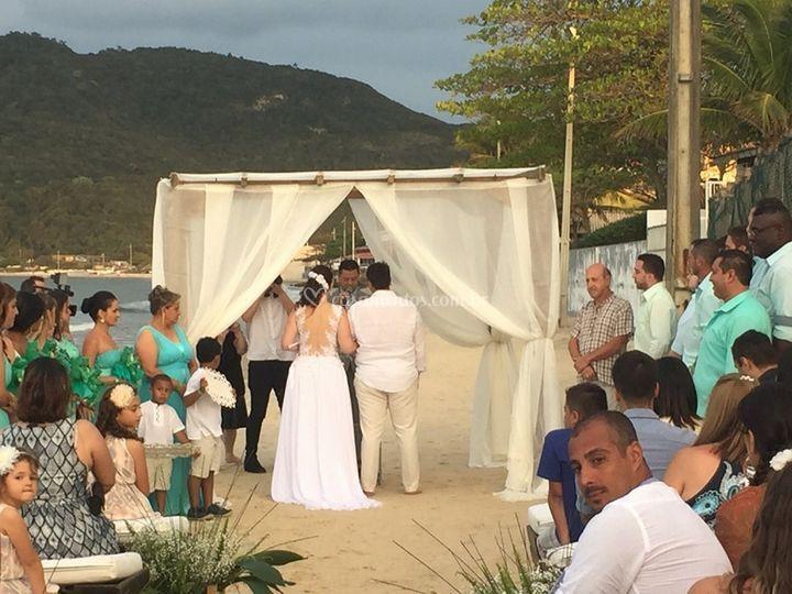 Casamento de Vinicius & Bia