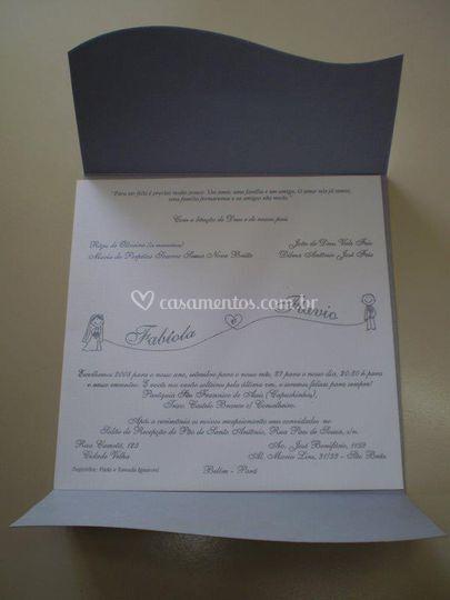 Convite (Aberto)