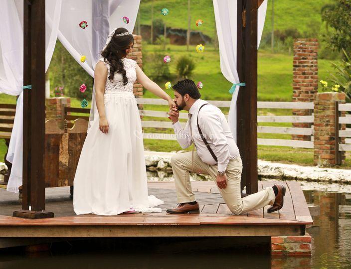 Casamento ao ArLivre