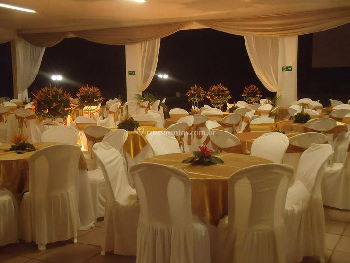 Um lugar para o casamento