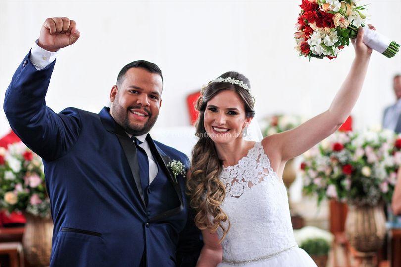 Rafael e Aline