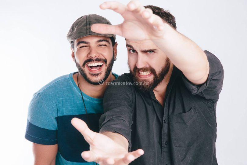 Tito Vianna e Leandro Bronze