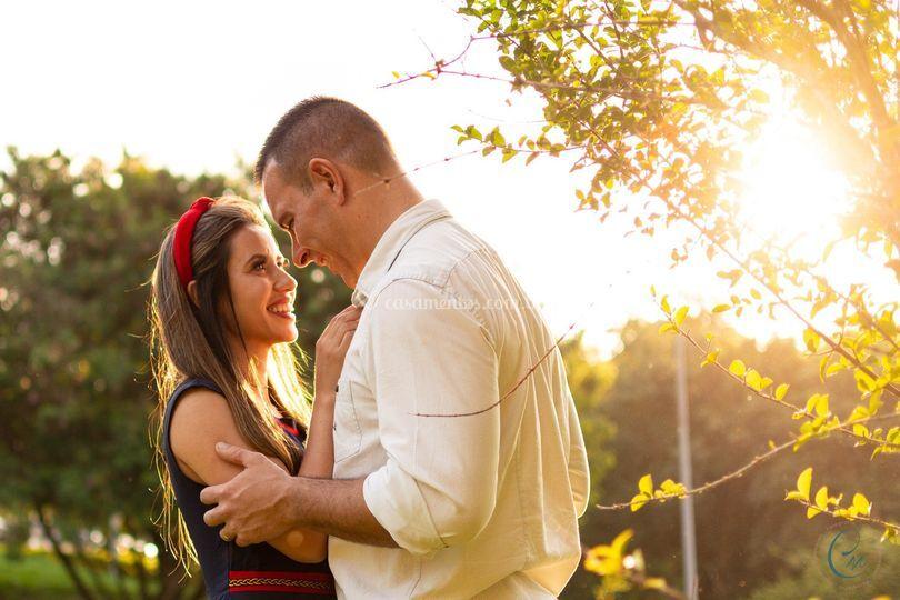 Ensaio de Pré Wedding