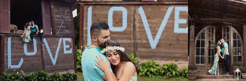 Amor, amor amor e mais nada!