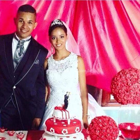 Noiva tradicional