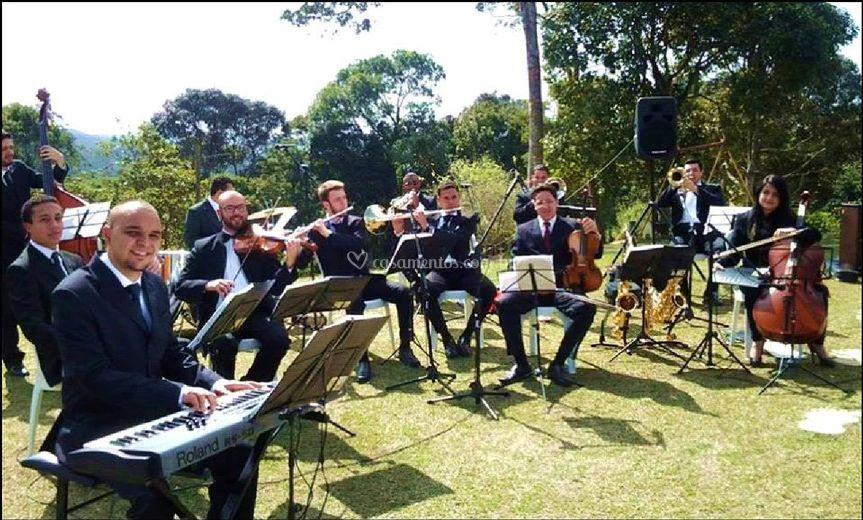 Formação de Orquestra