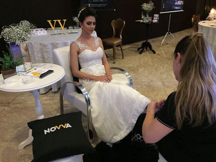 Spa para os Pés - Casamento