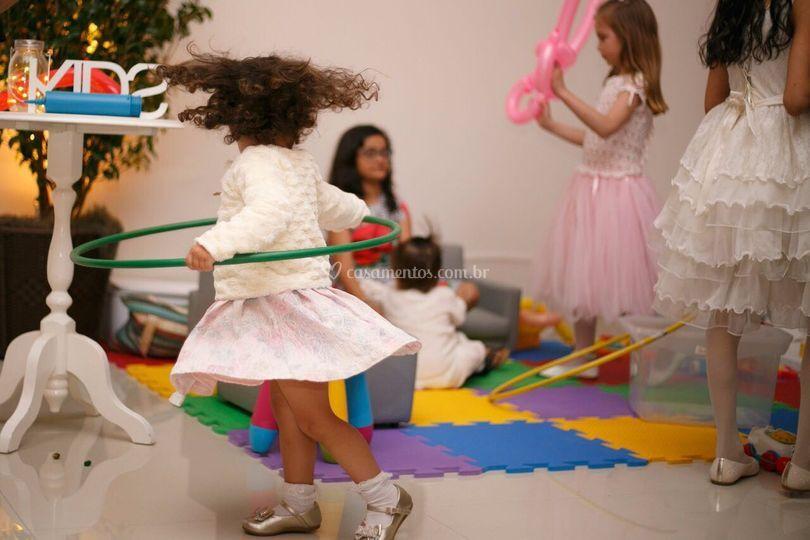 Espaço Kids e Spa - Novva