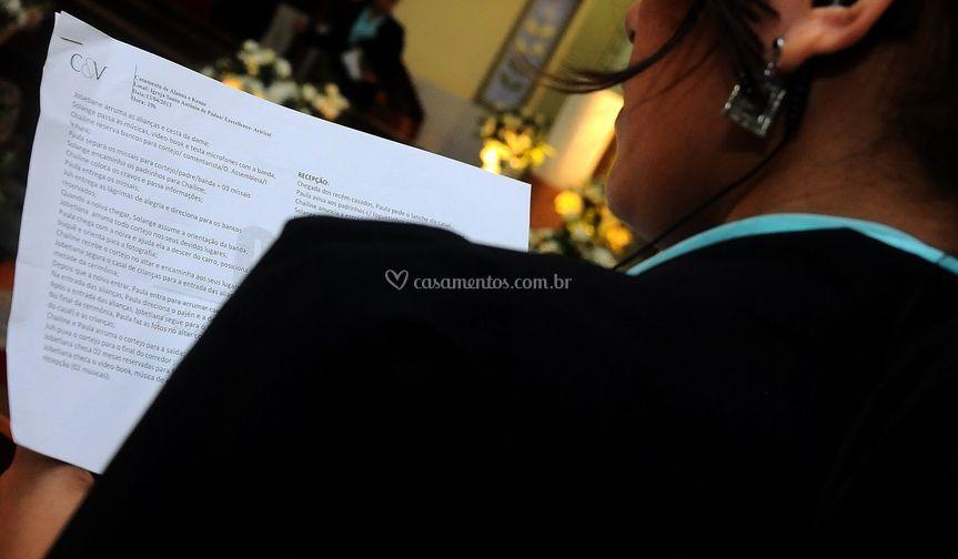 Assessoramento do casamento