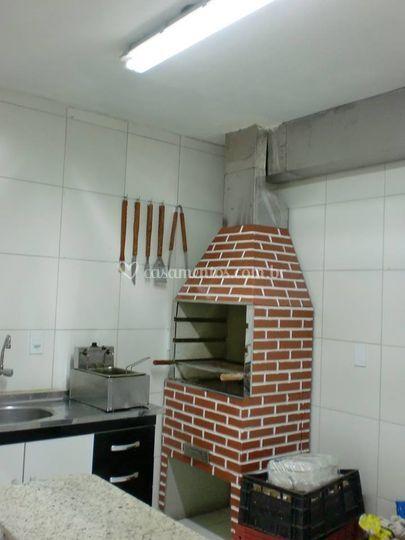 Cozinha Quente