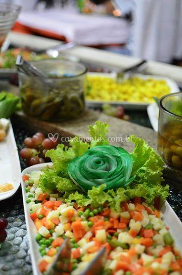 Buffet saladas 2