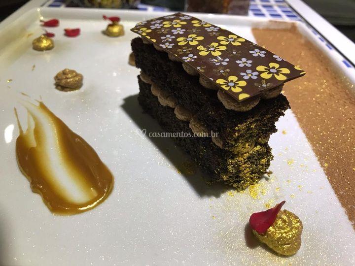 Mil Folhas de Brownie