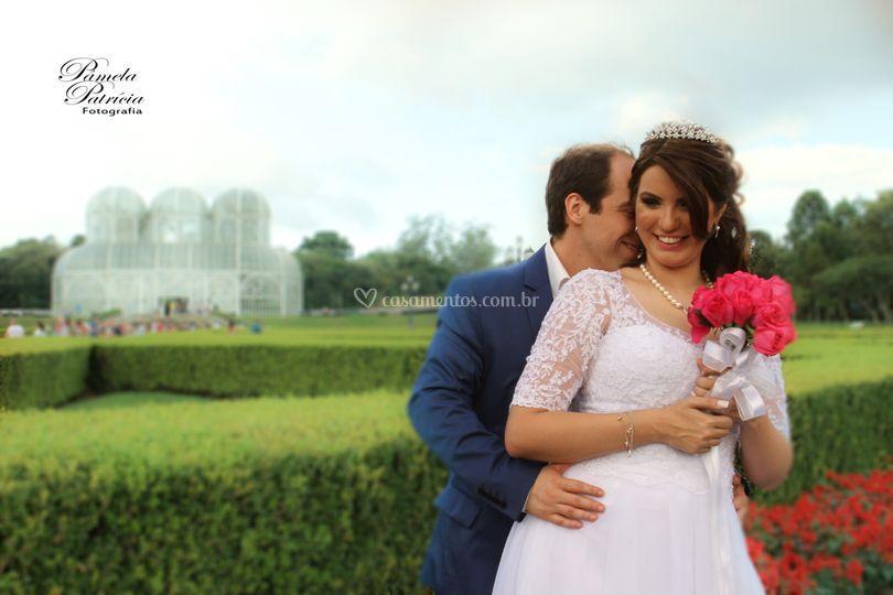 Casamento em Curitiba - PR.