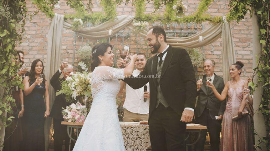 Casamento Casa Quintal