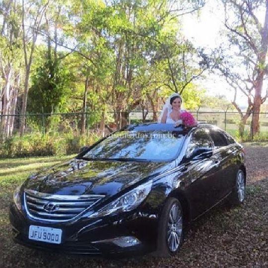 Carro perfeito para Noiva