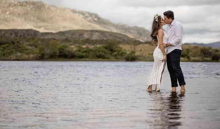 Pré casamento lapinha da serra