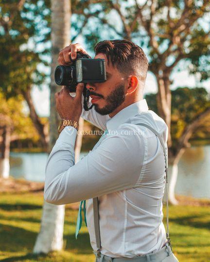 O fotógrafo!
