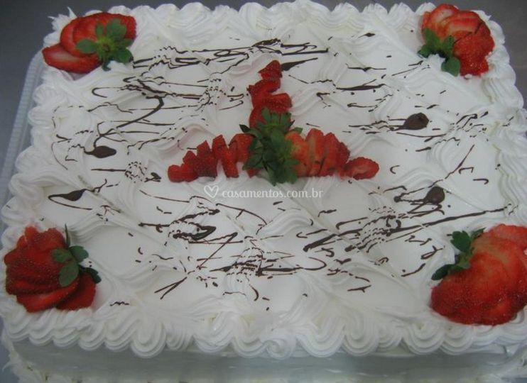 Bolos e tortas os vários sabores