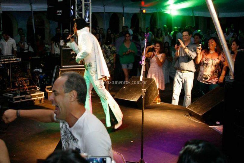 Elvis Cover - Allvis Bueno