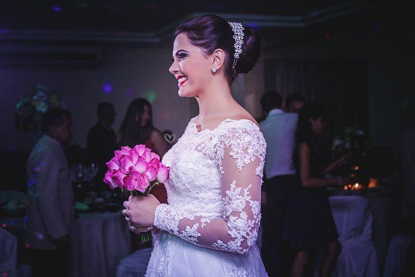 Casamento Noiva Rafaella