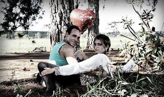 Fotos do pré-casamento