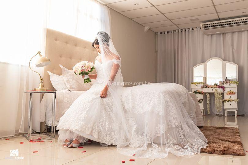 A noiva Juliana