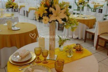 Mesas decoradasw