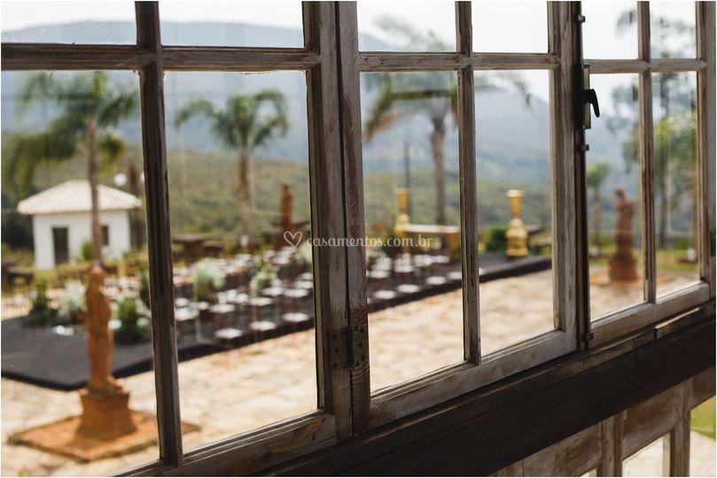 Área Vila Relicário