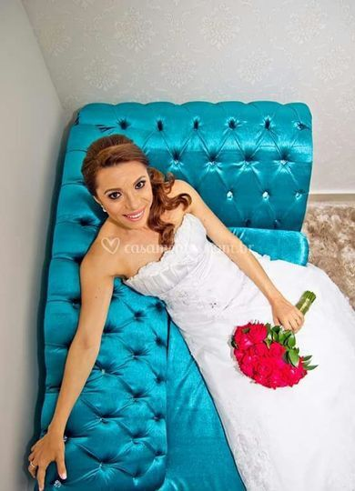 Sala da Noiva (Azul Tifany)