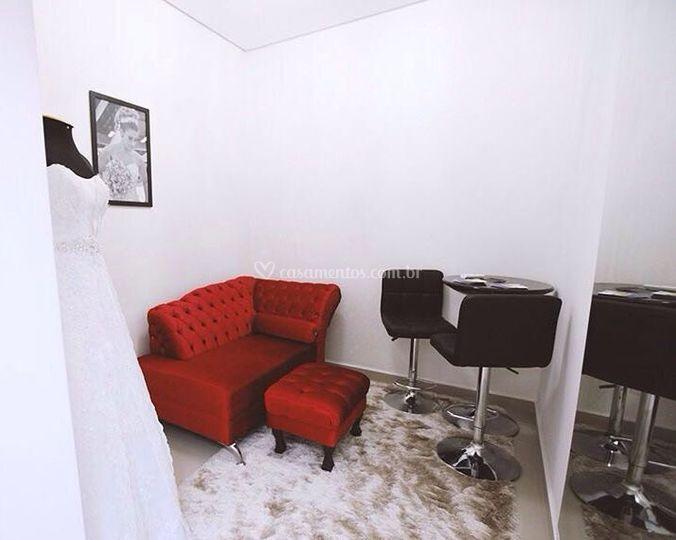 Sala da Noiva (Vermelha)
