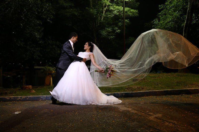 Véu da noiva