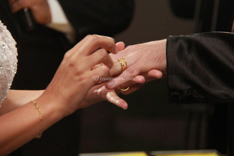 Momento dos anéis
