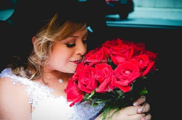 Noiva Clais Correa