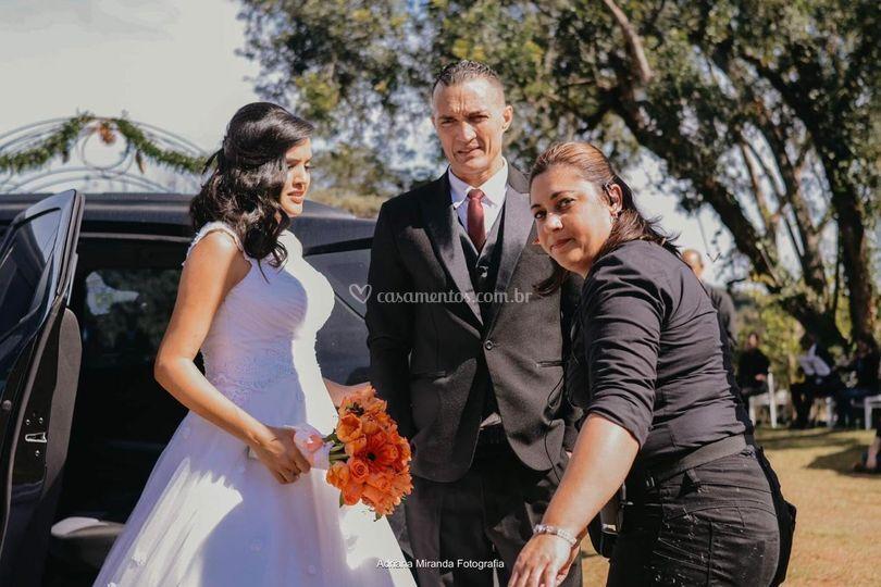 Assessoria de casamento