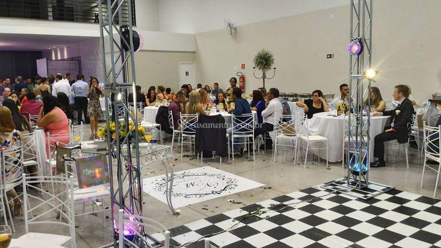 Salão Cavallari eventos
