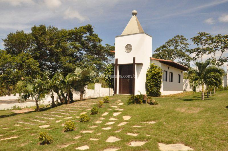 Uma capela para o seu casamento